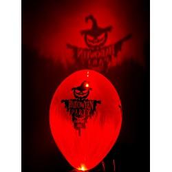 Светящийся шар браш к Хэллоуину (1шт)