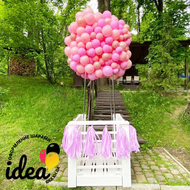 Декор воздушный шар
