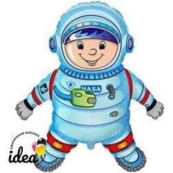 Шар с гелием Космонавт 95см