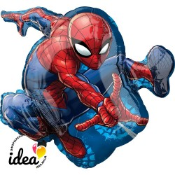 Шар с гелием Человек паук 95см