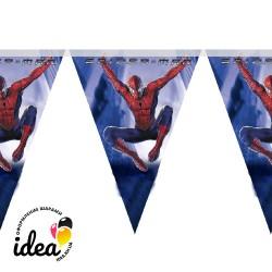 Флажки Человек паук (200 см)