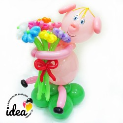 Веселый Свин