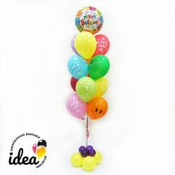 Букет шаров ко Дню Рождения