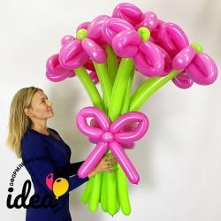 Букет из шаров Огромные цветы
