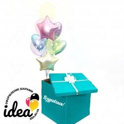 Коробка с сюрпризом Кристалл