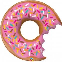 Шар с гелием Пончик 91см
