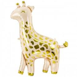 Шар с гелием  Фигура Жираф 80*102 см