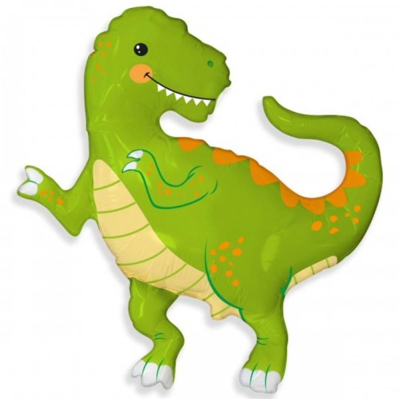 Шар с гелием Фигура Динозаврик