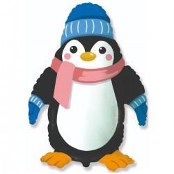 Шар с гелием  Пингвин 92 см