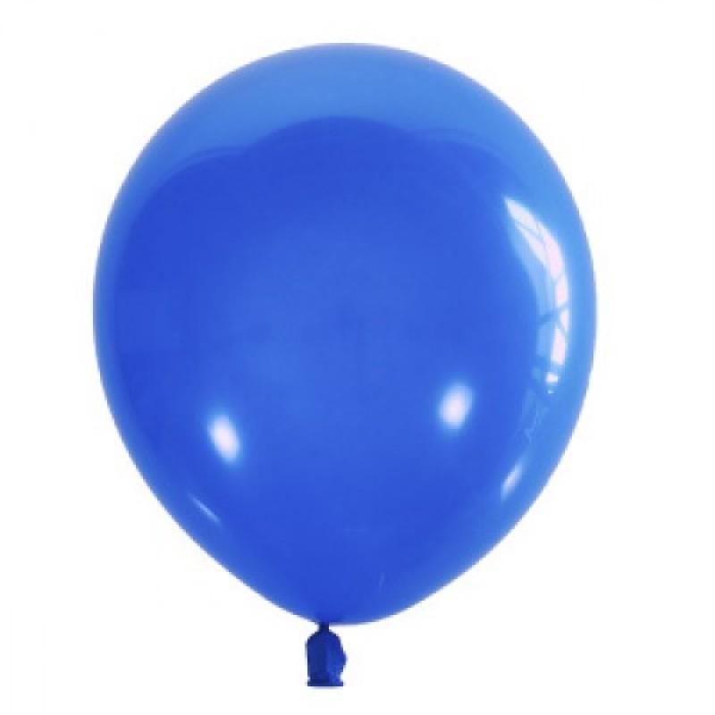Шар с гелием, обработан HiFloat, DARK_BLUE_003