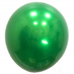 Шар с гелием,  ХРОМ Стеклянный Emerald Gr. 055, обработан HiFloat