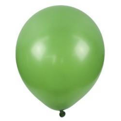 Шар с гелием, обработан HiFloat, FOREST GREEN 855
