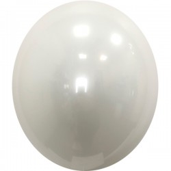 Шар с гелием, Хрустальный WHITE-004, обработан HiFloat